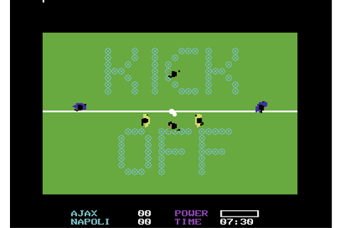 Download European Soccer Challenge (Amiga) - My Abandonware