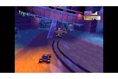 Tyco R/C: Assault with a Battery ... (PS1) - YouTube