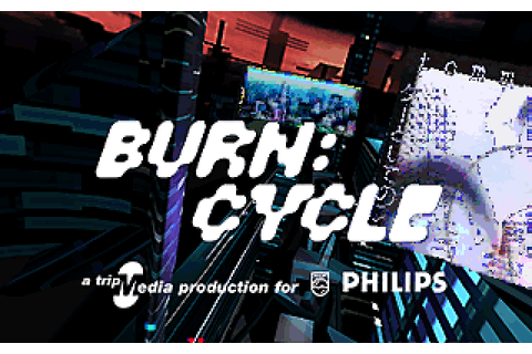 Burn:Cycle (1995) by TripMedia Win3.1 game