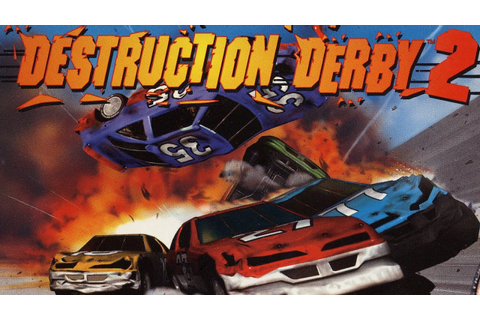 Classic Game Room - DESTRUCTION DERBY 2 review for ...