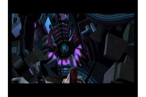 Transformers Cybertron Adventures -- Level 4-1 - YouTube
