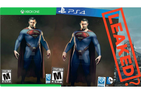 All Evidence WB Montreal is Developing a SUPERMAN GAME ...