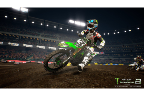 Here's the very latest batch of Monster Energy Supercross ...