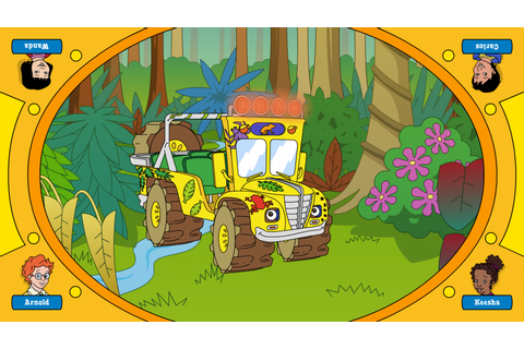 The Magic School Bus In the Time of the Dinosaurs Download ...
