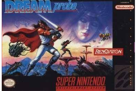 Psycho Dream ROM - Super Nintendo (SNES) | Emulator.Games