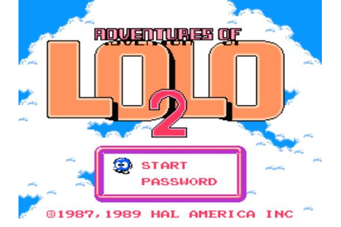 Download Adventures of Lolo 2 (NES) - My Abandonware