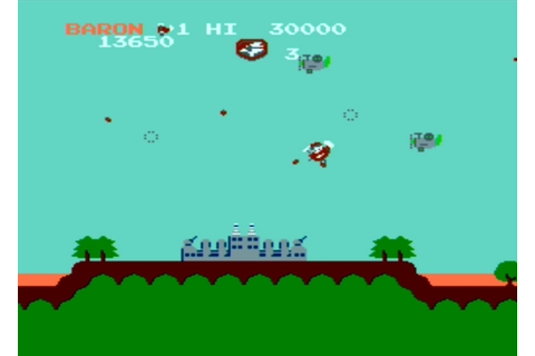 HonestGamers - Sky Kid (NES)