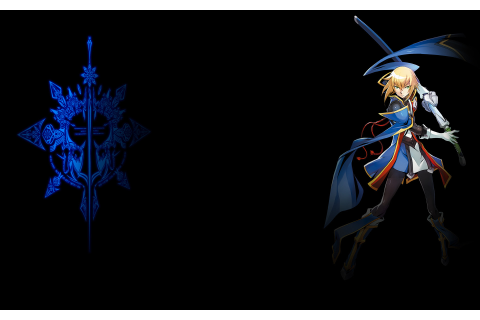 BlazBlue: Central Fiction Wallpaper 003 – Jin Kisaragi ...
