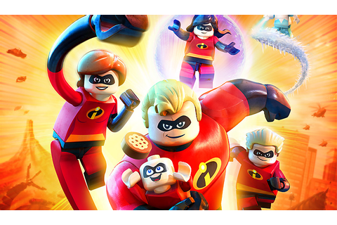 Lego The Incredibles Coming Soon, Covers Original Movie ...