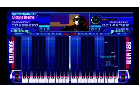 KeyboardMania (PS2) - Dicky's Theme (Double) - YouTube