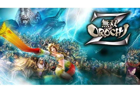 Musou Orochi Z Warrior Orochi Z Full Crack ~ Download ...