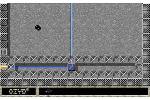 Download Oxyd puzzle for DOS (1992) - Abandonware DOS