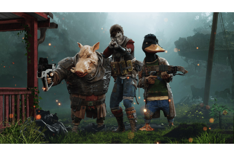 Mutant Year Zero is proof we need more games that combine ...