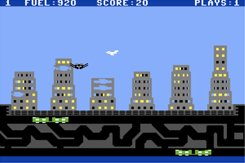 Download Save New York (Commodore 64) - My Abandonware