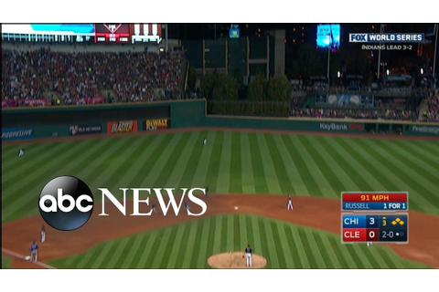 World Series Game 7 | Chicago Cubs Win the World Series ...
