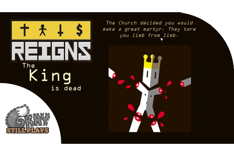 Reigns | New Comical Indie Choice Game, Will You Be Kind ...