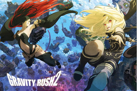 Gravity Rush 2 Joins the PS Now Lineup! (Updated ...