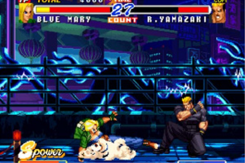 Real Bout Fatal Fury 2: The Newcomers (Neo Geo) Game ...