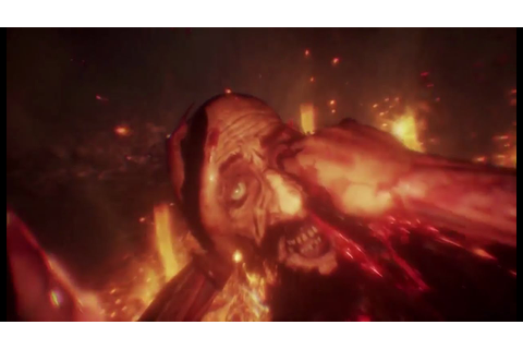 AGONY - Survival HORROR Game Gameplay Gamescom (2016 ...