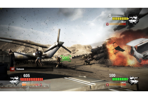 Heavy Fire Afghanistan Free Download - Ocean Of Games