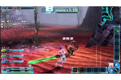 [PS Vita] Phantasy Star Nova - Gameplay Part 11 - YouTube