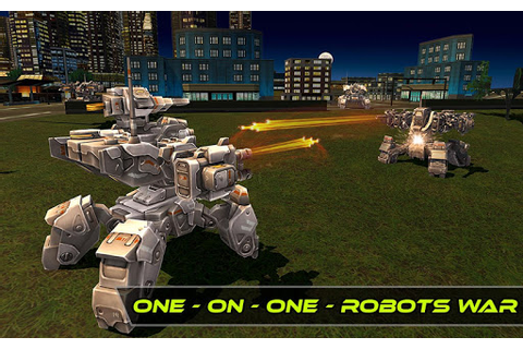 Futuristic Robot Battle 2017 1.3 APK by Cloud Games Studio ...