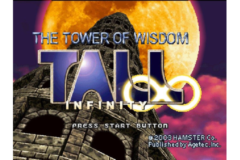 Tall Unlimited (1999) by Techno Soleil / Hamster PS game