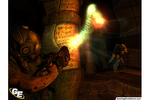 DOOM 3: Resurrection of Evil Review - GamingExcellence