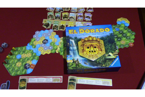 Jeremy Reviews It... - Wettlauf nach El Dorado (Race to El ...