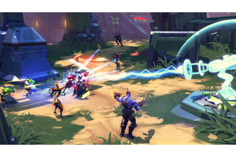 Battleborn Open Beta – Everything You Need to Know - 2K
