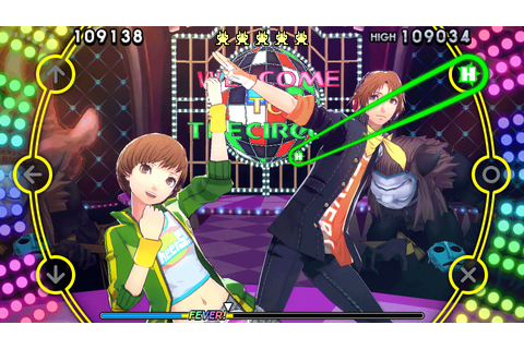 Persona 4: Dancing All Night on PS Vita | Official ...