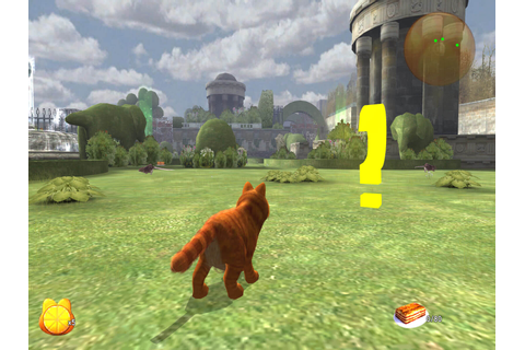 Garfield A Tail Of Two Kitties On Qwant Games