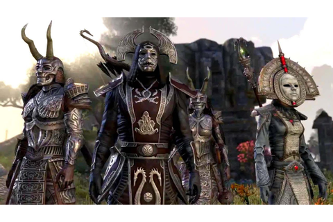 The Elder Scrolls ONLINE - Tamriel Unlimited Trailer ...