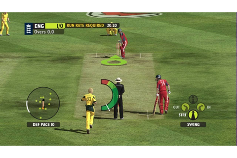 1 9GB How To Download Ashes Cricket 2009 Game on PC Highly ...