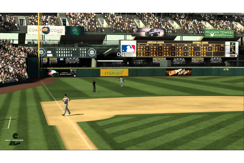 MLB 2K13 Full Game: Astros at Mariners - YouTube