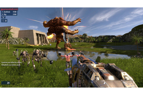 Full Version Games Download - PcGameFreeTop: Serious Sam ...