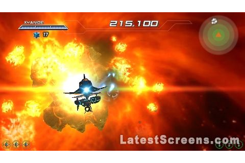 All Xyanide Resurrection Screenshots for PSP