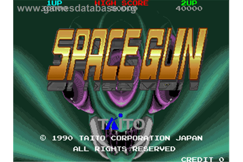 Space Gun - Arcade - Games Database