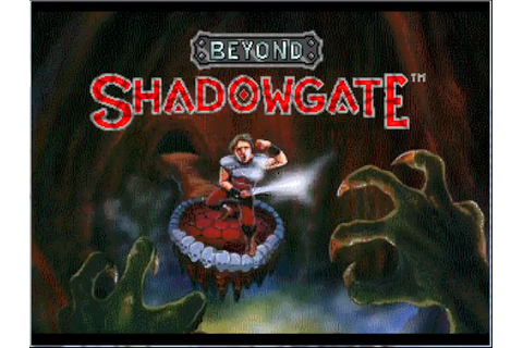 Beyond Shadowgate Download Game | GameFabrique
