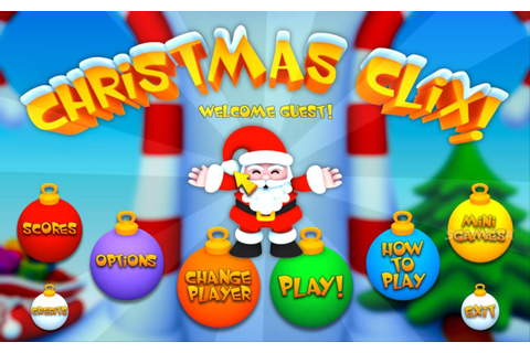Christmas Clix! Demo Download