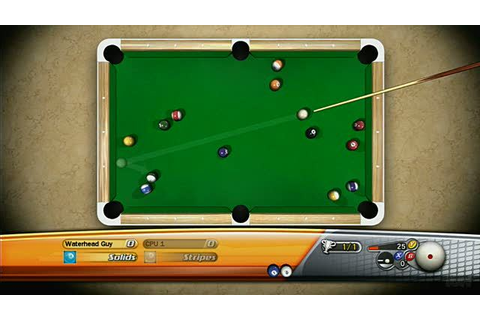 Bankshot Billiards 2 Videos, Movies & Trailers - Xbox 360 ...