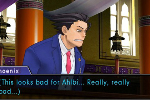 Everybody really hates lawyers in Phoenix Wright: Ace ...