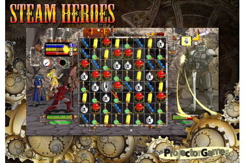 Download Steam Heroes Full PC Game