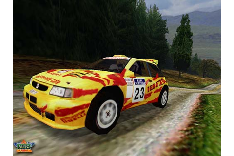 Platform Racing Game Reviews: Mobil 1 Rally Championship