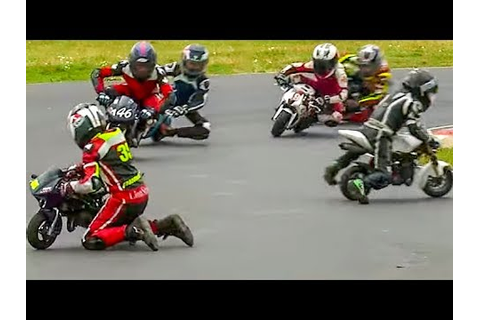 Moto GP for Kids from Age of 6: 2017 British Minibikes ...