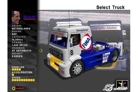 Super Trucks Racing PS2 ISO – PPSSPP PS2 APK Android Games ...