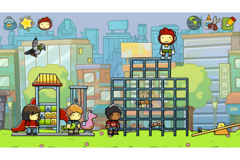 Scribblenauts Unlimited Free Download - Ocean Of Games