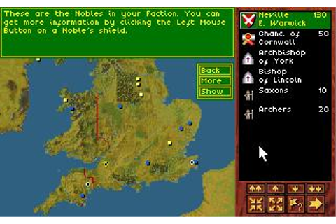Kingmaker Download (1994 Strategy Game)