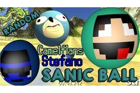 Game | GOTTA GO FAST! Sanic Ball Random Gaming 1 | GOTTA GO