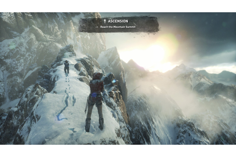 Rise of the Tomb Raider PC screenshots | Feed4gamers